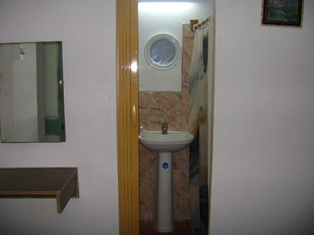 'Bathroom1' Casas particulares are an alternative to hotels in Cuba. Check our website cubaparticular.com often for new casas.