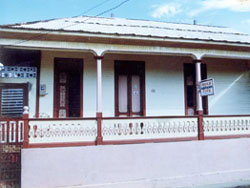 'Exterior' Casas particulares are an alternative to hotels in Cuba. Check our website cubaparticular.com often for new casas.